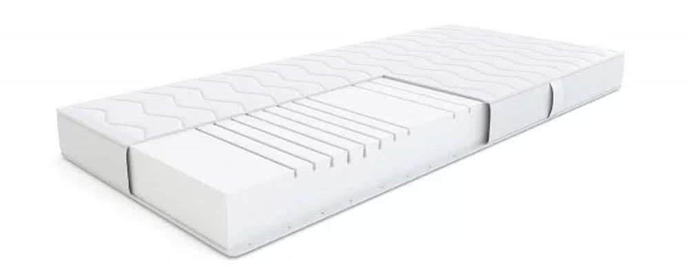 Materac z pianki wysokoelastycznej Foam Plus