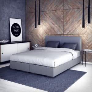 Łóżko kontynentalne ARGO