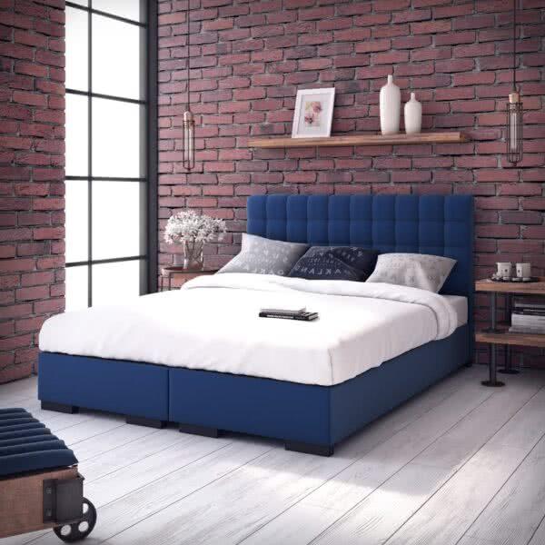 Łóżko kontynentalne BRAVO