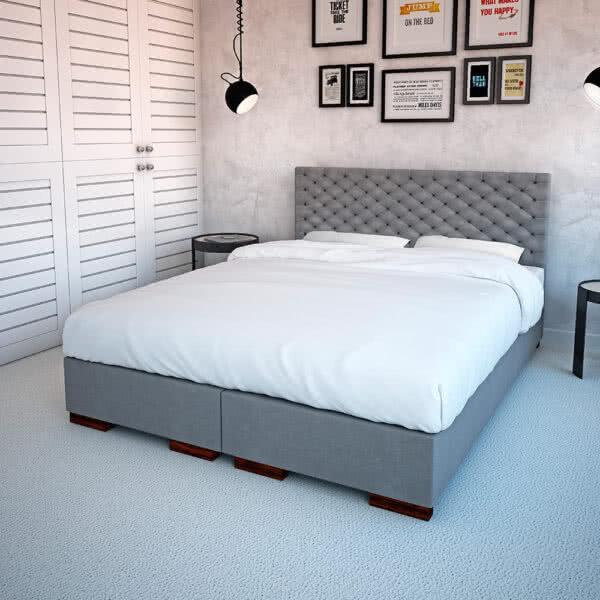 Łóżko kontynentalne PORTO