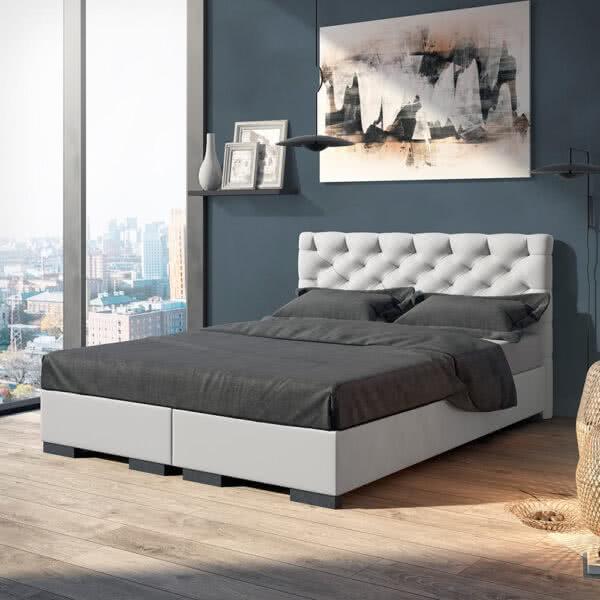 Łóżko kontynentalne PRESTIGE