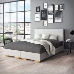 Łóżko kontynentalne SIMPLE