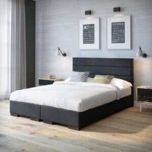 Łóżko kontynentalne STREET