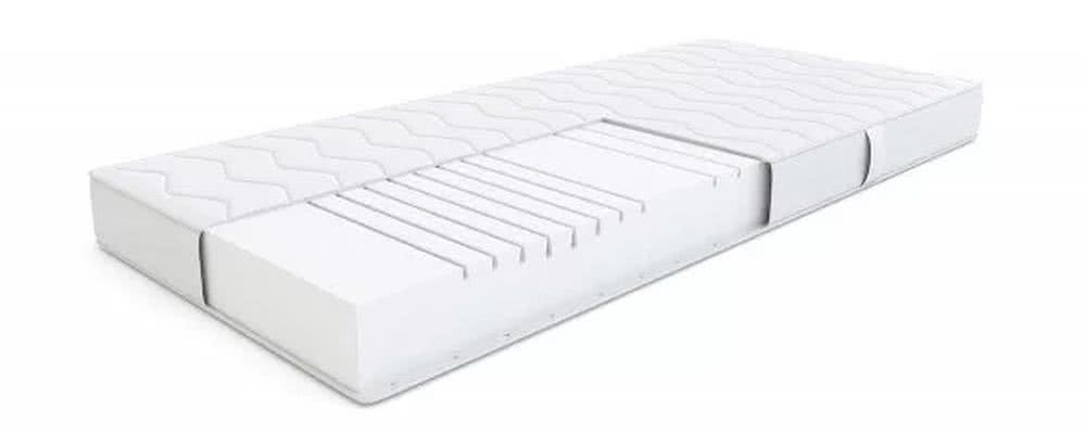 Dwustronny materac piankowy Foam Plus